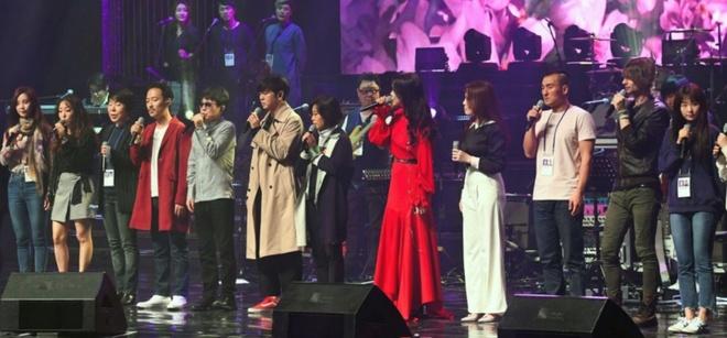 Yonhap: Ong Kim Jong Un xem bieu dien Kpop o Binh Nhuong hinh anh 1