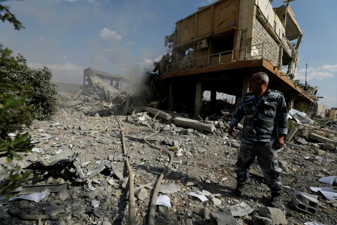 Quan chuc Syria tuyen bo chi che thuoc chong ung thu hinh anh 1