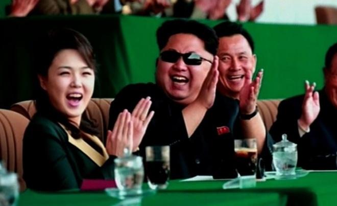 Vo Kim Jong Un duoc 'nang cap' vi tri hinh anh 1