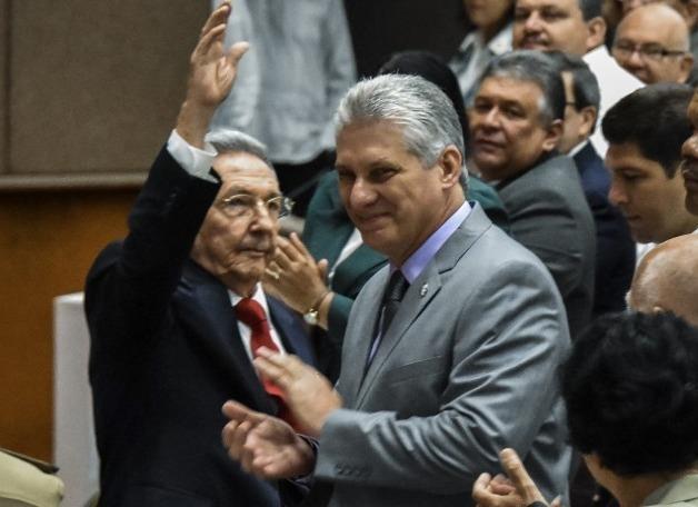 Ong Miguel Diaz-Canel tuyen the nham chuc chu tich Cuba hinh anh