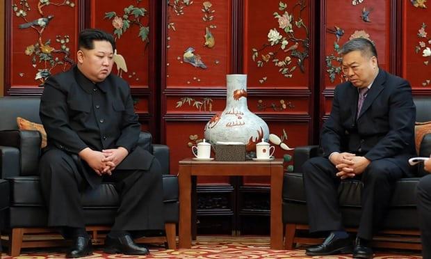 Kim Jong Un dau buon anh 1