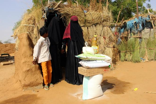Nan doi o Yemen: Khung hoang nhan dao nghiem trong nhat the gioi hinh anh 2