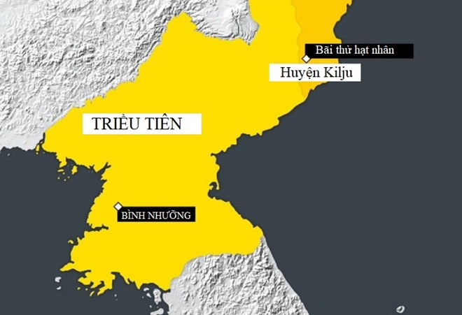 Trieu Tien pha bo bai thu hat nhan Punggye-ri hinh anh 3
