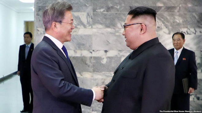Seoul: Kim Jong Un quyet tam gap thuong dinh voi Trump hinh anh