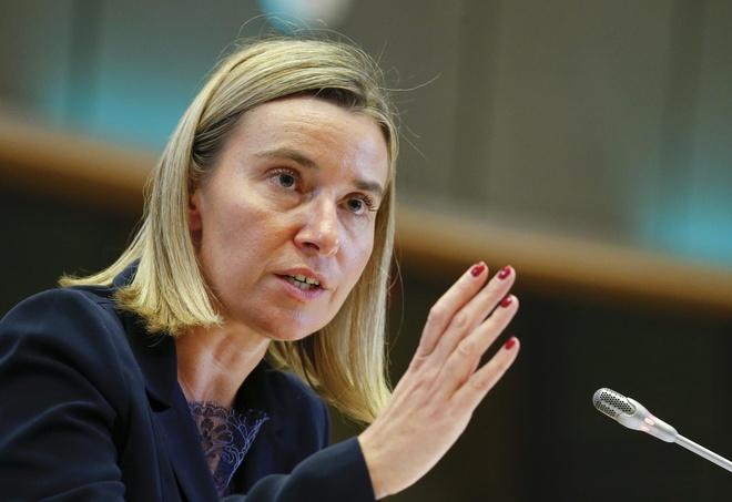 Cao uy EU: Au - A gan ket an ninh vi mot the gioi an toan hon hinh anh