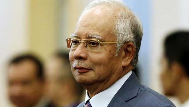 Cuu thu tuong Malaysia bi bat hinh anh