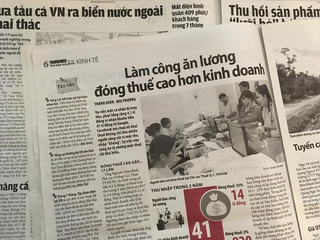 Mua hang o Viet Nam nhung tra tien cho...Trung Quoc! hinh anh 2