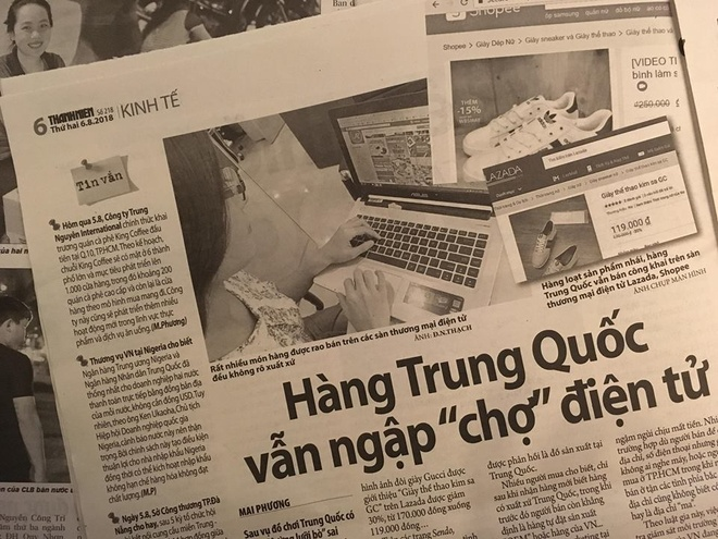 Diem bao 6/8: Hang Trung Quoc tran ngap cho dien tu hinh anh 6