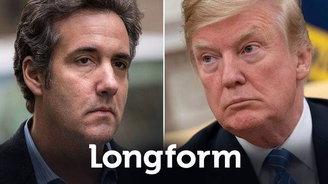 'Ke chi diem' Cohen khoi dau cho su sup do domino cua TT Trump? hinh anh