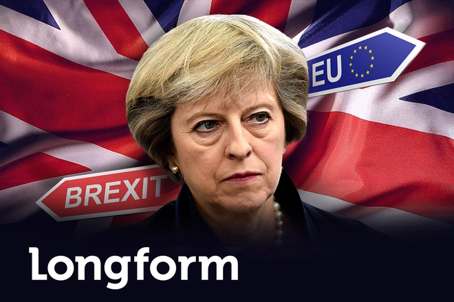 Brexit, Theresa May va cuoc hop thuong dinh dinh menh o Brussels hinh anh