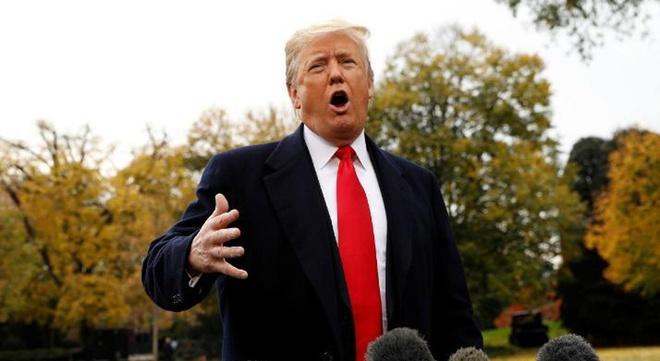 Hieu ung Donald Trump va cuoc dua bau cu giua ky cua nuoc My hinh anh