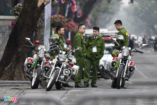 Kim Jong Un tai Ha Noi anh 26