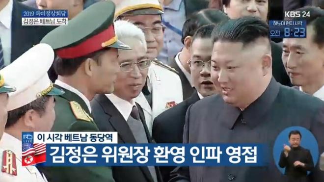Tường thuật trực tiếp buổi lễ đón Kim Jong-un tại Lạng Sơn - H13
