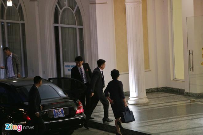 Kim Jong Un tai Ha Noi anh 6