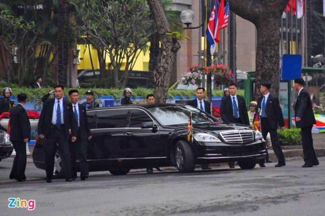 Kim Jong Un tai Ha Noi anh 10