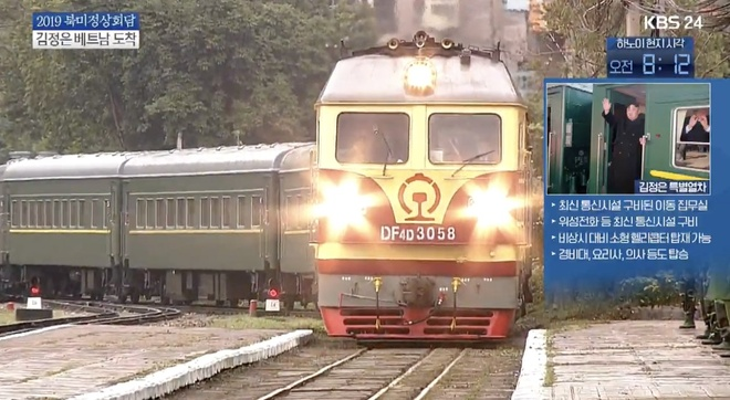 Tường thuật trực tiếp buổi lễ đón Kim Jong-un tại Lạng Sơn - H14