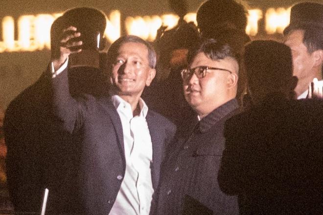 Kim Jong Un tai Ha Noi anh 25