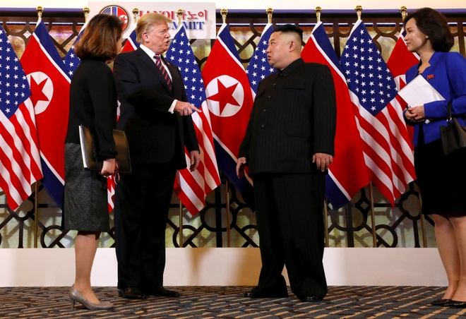 Chu tich Kim: 'Quyet dinh chinh tri day dung cam cua ong Trump' hinh anh 67