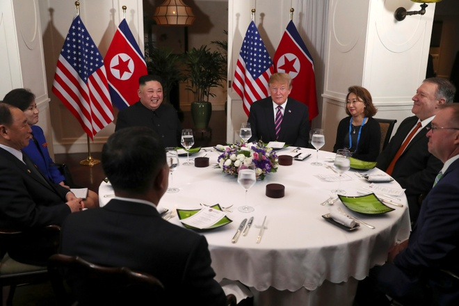 Chu tich Kim: 'Quyet dinh chinh tri day dung cam cua ong Trump' hinh anh 56