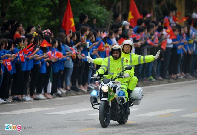 Kim Jong Un Viet Nam anh 37