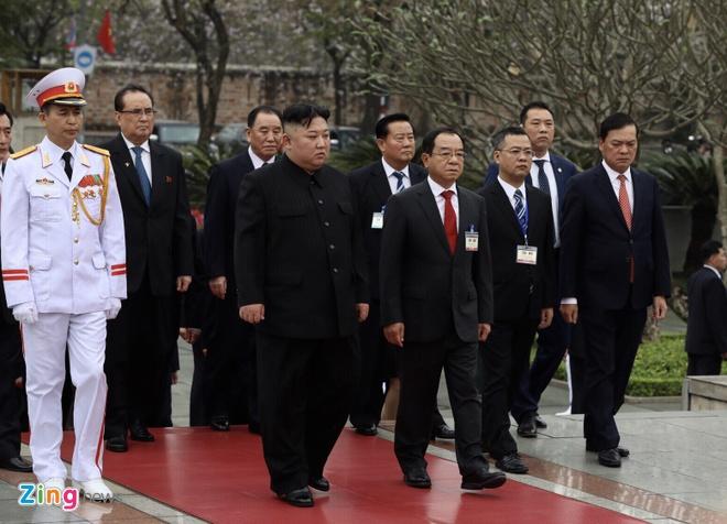 Kim Jong Un Viet Nam anh 18