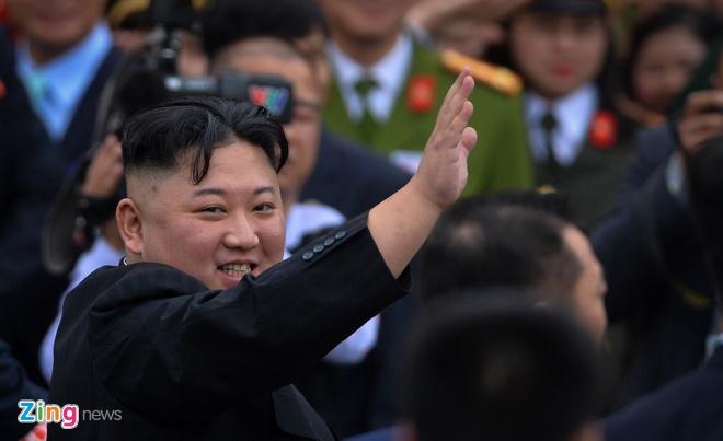 Kim Jong Un Viet Nam anh 40