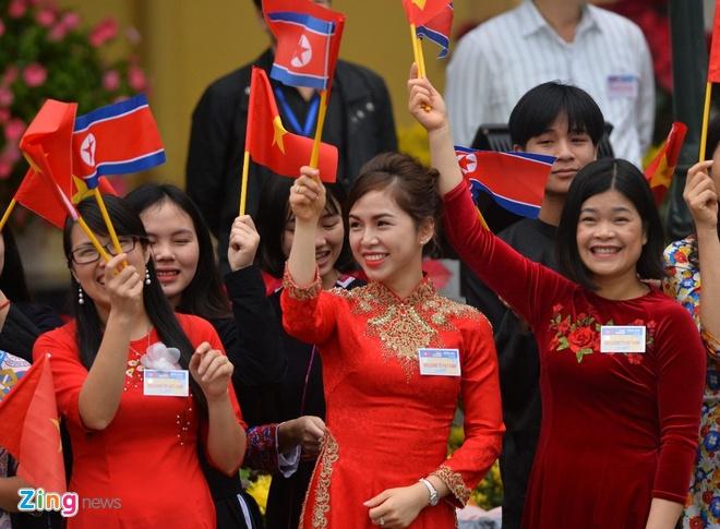 Kim Jong Un Viet Nam anh 7