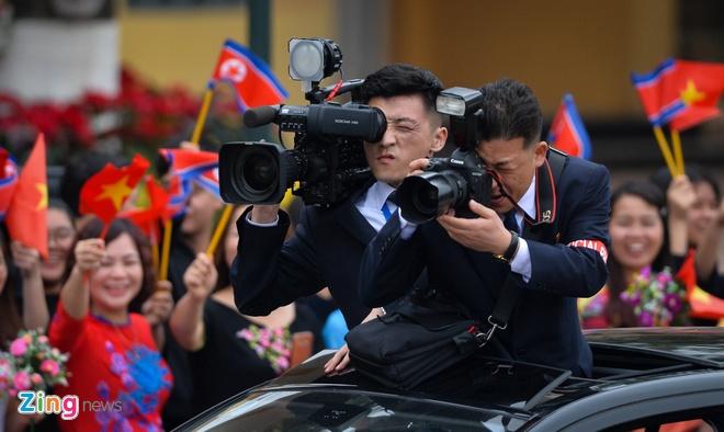Kim Jong Un Viet Nam anh 35