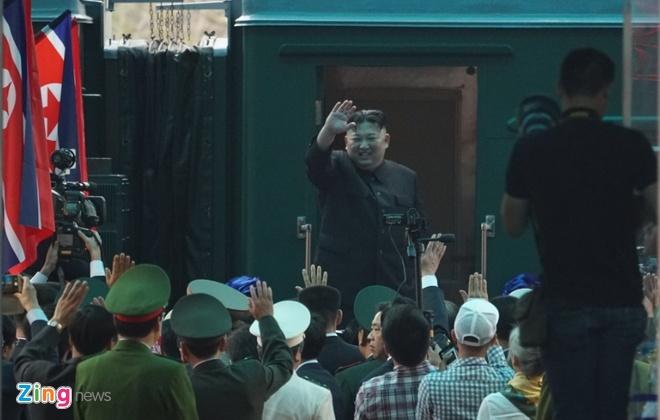 Kim Jong Un Viet Nam anh 25