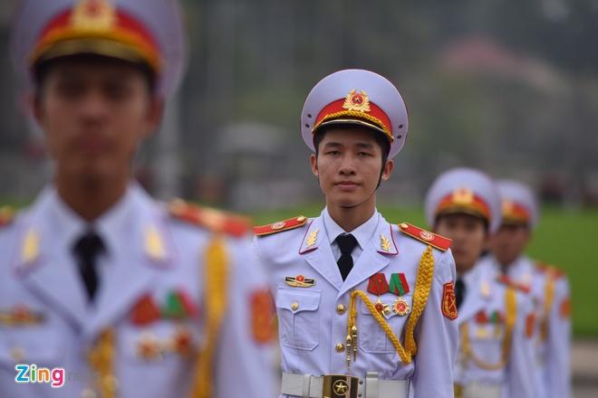 Kim Jong Un Viet Nam anh 23
