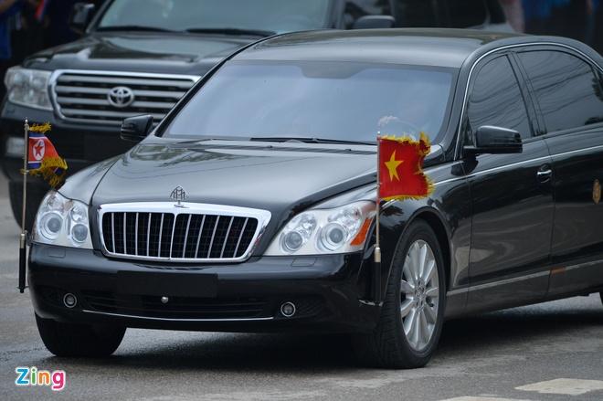 Kim Jong Un Viet Nam anh 36