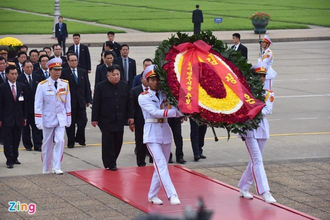 Kim Jong Un Viet Nam anh 31