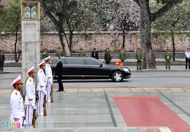 Kim Jong Un Viet Nam anh 26
