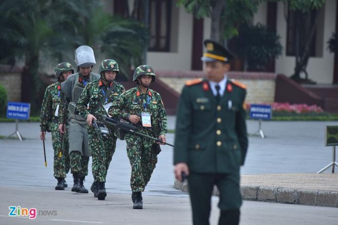 Kim Jong Un Viet Nam anh 8