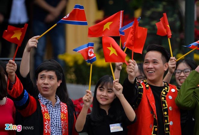 Kim Jong Un Viet Nam anh 34
