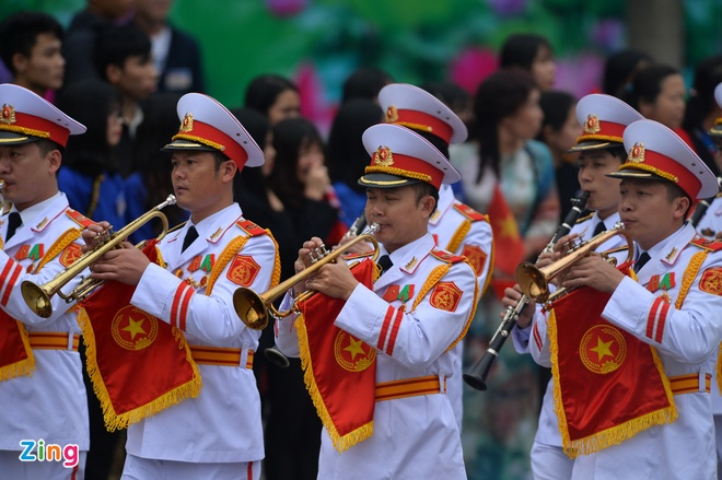 Kim Jong Un Viet Nam anh 11