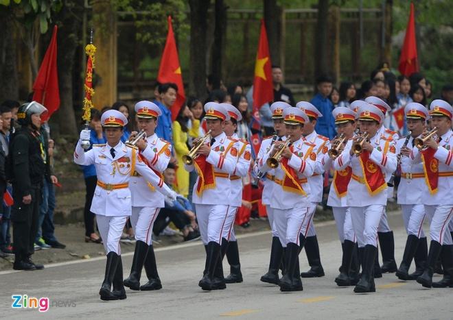 Kim Jong Un Viet Nam anh 9