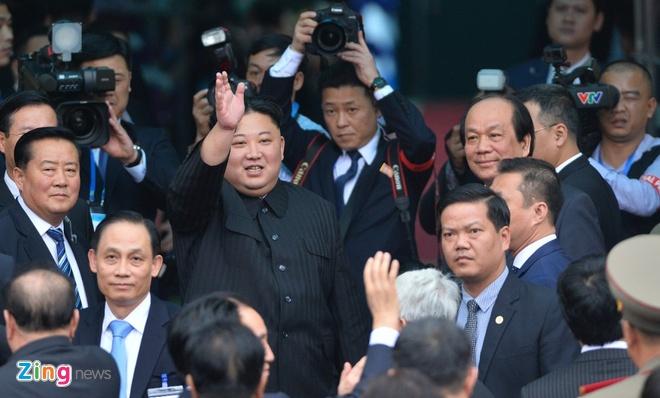 Kim Jong Un Viet Nam anh 29