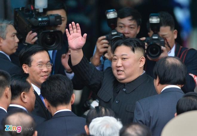 Kim Jong Un Viet Nam anh 24