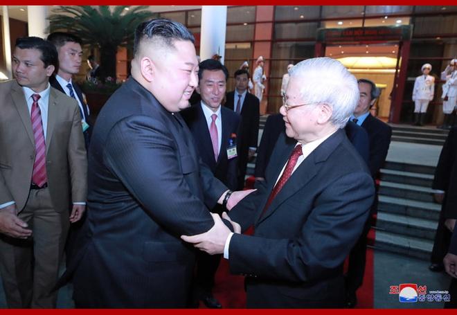 Kim Jong Un Viet Nam anh 16