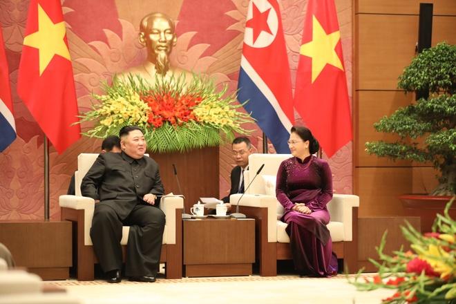 Kim Jong Un Viet Nam anh 3