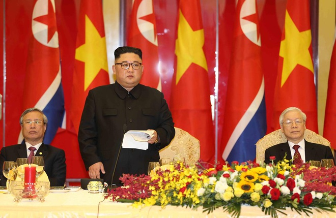Kim Jong Un Viet Nam anh 6