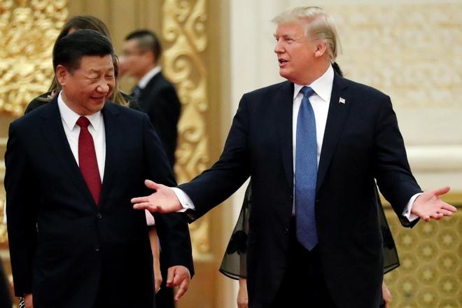 TT Trump: Cong ty My dang bo Trung Quoc, tim den noi khac o chau A hinh anh 1