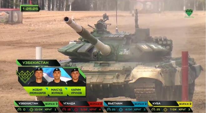 Doi xe tang Viet Nam xuat sac gianh huy chuong bac tai Tank Biathlon hinh anh 14