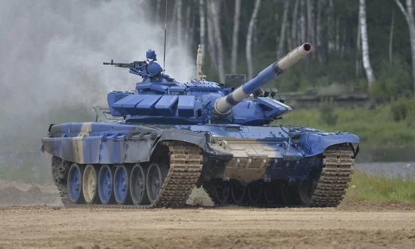 Đội xe tăng Việt Nam bước vào trận chung kết Tank Biathlon