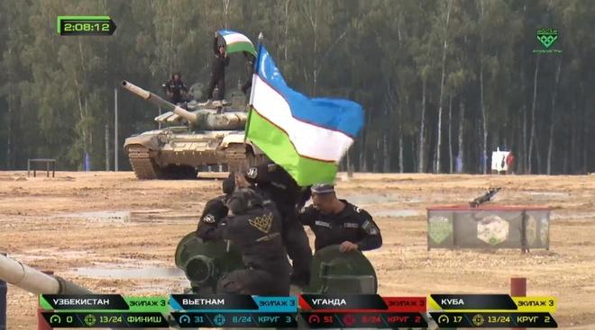 Doi xe tang Viet Nam xuat sac gianh huy chuong bac tai Tank Biathlon hinh anh 22