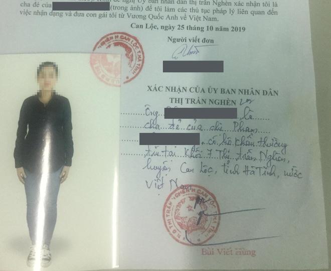 Nghi van co nan nhan Viet trong 39 nguoi tren thung xe tai o Anh hinh anh 1