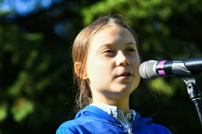 Tong thong Brazil goi Greta Thunberg la 'sau bo' hinh anh 1 4000.jpg