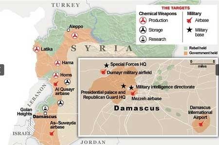 Diem chung cua quan noi day, quan chinh phu Syria hinh anh