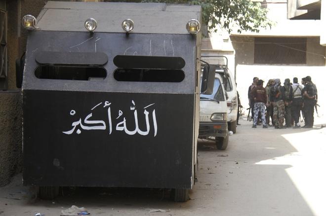 Vu khi tho so cua quan noi day Syria hinh anh 21